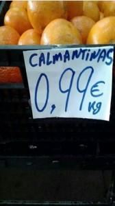 Calmantinas